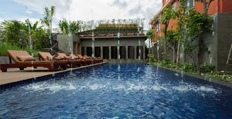 Golden Temple Villa - Siem Reap - Pool