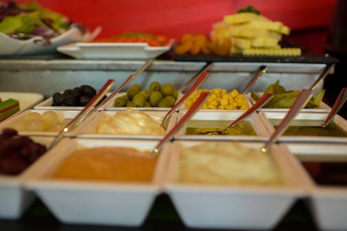 Golden Temple Villa - Siem Reap - Φαγητό