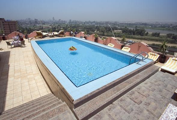 Swiss Inn Nile Hotel - Cairo - Pool