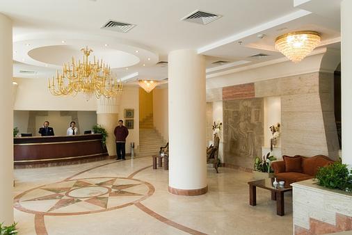 Swiss Inn Nile Hotel - Cairo - Hành lang