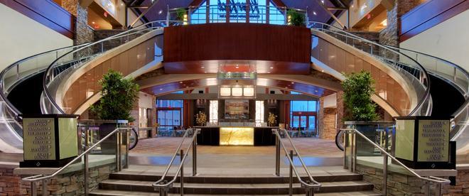 河石娛樂渡假酒店 - 里士滿 - 大廳