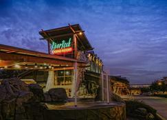 River Rock Casino Resort - Richmond - Κτίριο