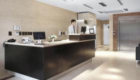CH Recoleta Suites - Buenos Aires - Front desk