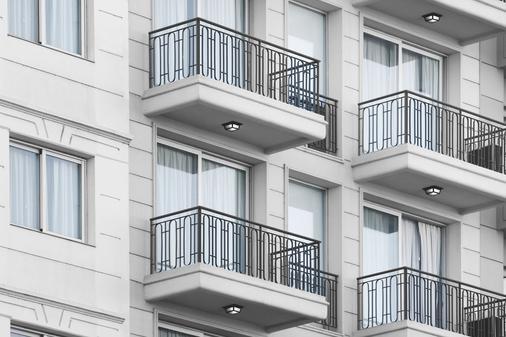 Ch Recoleta Suites - Buenos Aires - Balcony