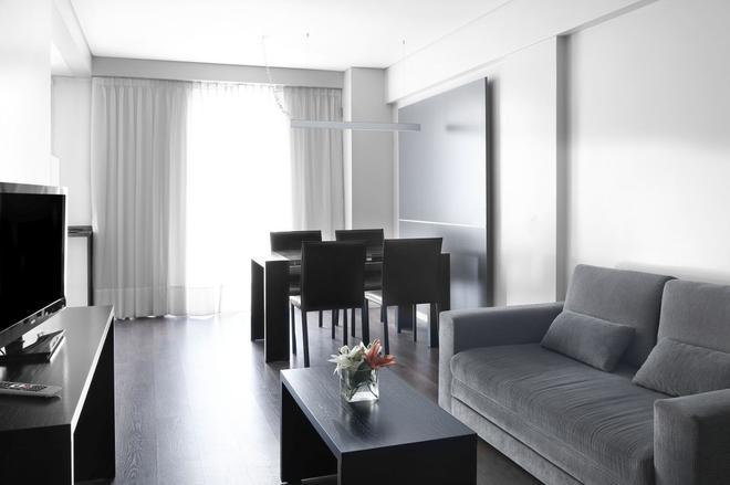青綠里高里達酒店 - 布宜諾斯艾利斯 - 布宜諾斯艾利斯 - 客廳