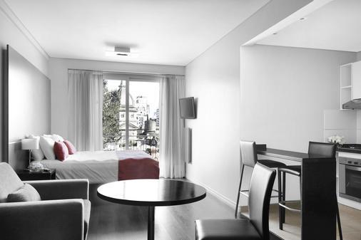 Ch Recoleta Suites - Buenos Aires - Dining room