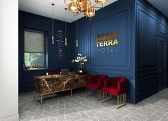 AquaTerra Hotel & SPA - Chisinau - Lobby