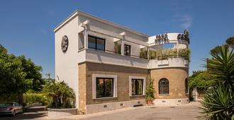 Cervara Park Hotel - Ρώμη - Κτίριο