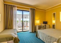 切爾維拉公園酒店 - 羅馬 - 羅馬 - 臥室