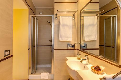 切爾維拉公園酒店 - 羅馬 - 羅馬 - 浴室