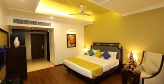 The Ocean Pearl Resort And Spa - Hubli - Bedroom