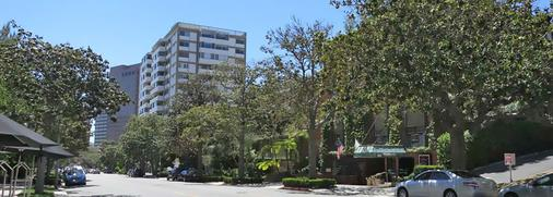 Hilgard House Hotel - Los Angeles - Building