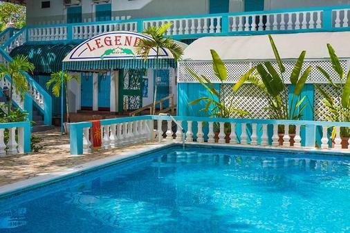 Legends Beach Resort - Negril - Πισίνα