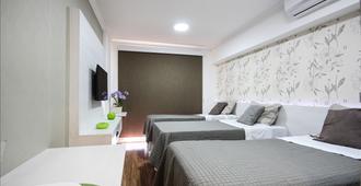 Uotel Anhembi Expo - Sao Paulo - Bedroom