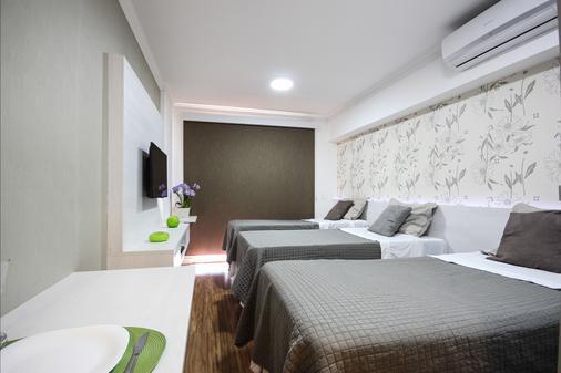 Uotel Anhembi Expo - Sao Paulo - Phòng ngủ