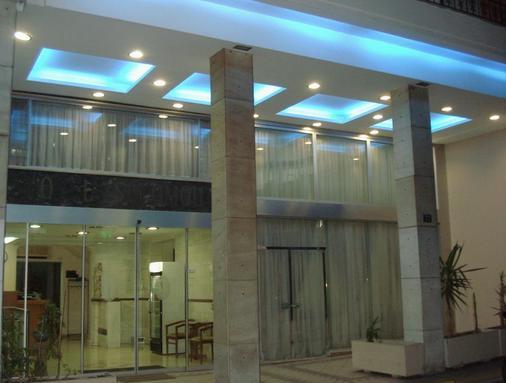 Solomou Hotel - Athens - Toà nhà
