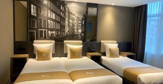 Xo Hotels Infinity - אמסטרדם - חדר שינה