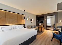 Melia Avenida de America - Madrid - Bedroom