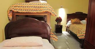 Hostal Anais - Banos - Bedroom