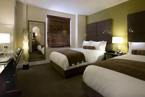 Hotel Andaluz Albuquerque, Curio Collection by Hilton - Αλμπουκέρκι - Κρεβατοκάμαρα