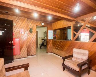 Central Park Hotel Residence - São Carlos - Recepção