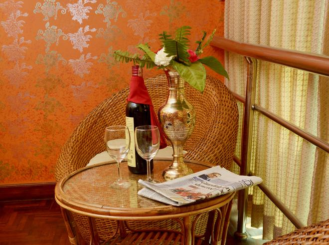 加德滿都生態酒店 - 加德滿都 - 加德滿都 - 飲食