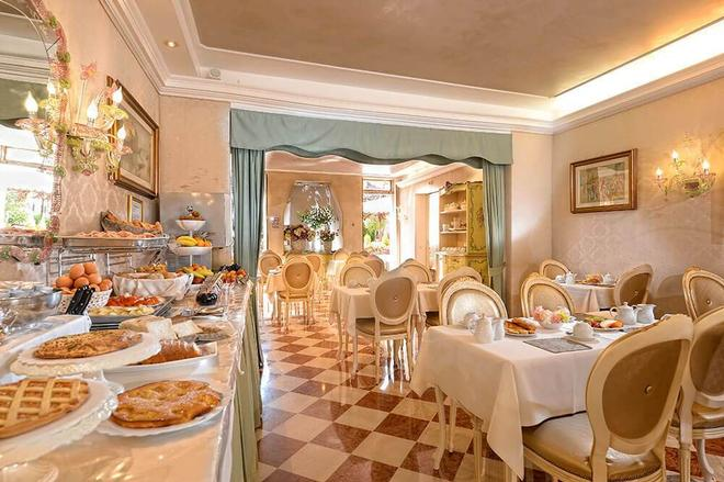 威尼斯奧匹亞酒店 - 威尼斯 - 威尼斯 - 自助餐
