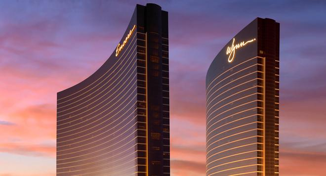 Encore at Wynn Las Vegas - Las Vegas - Bygning