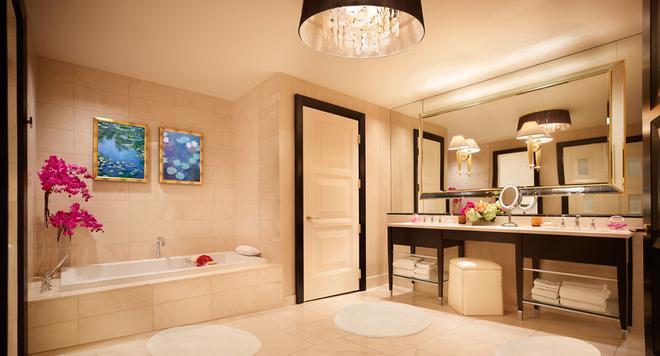 拉斯維加斯永利安可飯店 - 拉斯維加斯 - 浴室