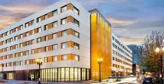Residence Inn by Marriott Portland Downtown/Pearl District - Portland - Edificio