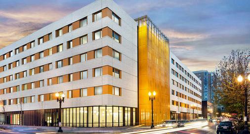 Residence Inn by Marriott Portland Downtown/Pearl District - Portland - Building