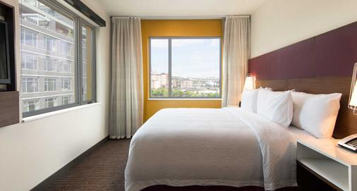 Residence Inn by Marriott Portland Downtown/Pearl District - Portland - Phòng ngủ
