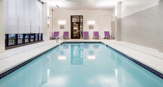 Residence Inn by Marriott Portland Downtown/Pearl District - Portland - Pool