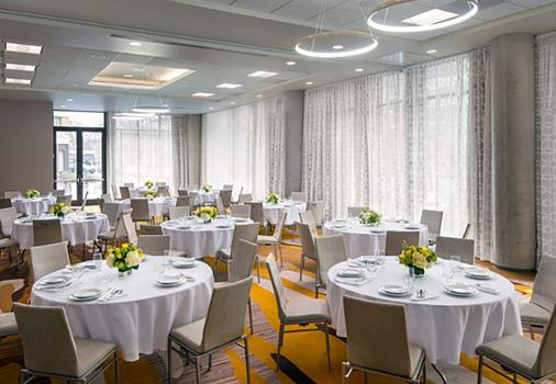 Residence Inn by Marriott Portland Downtown/Pearl District - Portland - Banquet hall