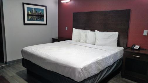 Red Roof Inn Dallas - Mesquite - Mesquite - Bedroom
