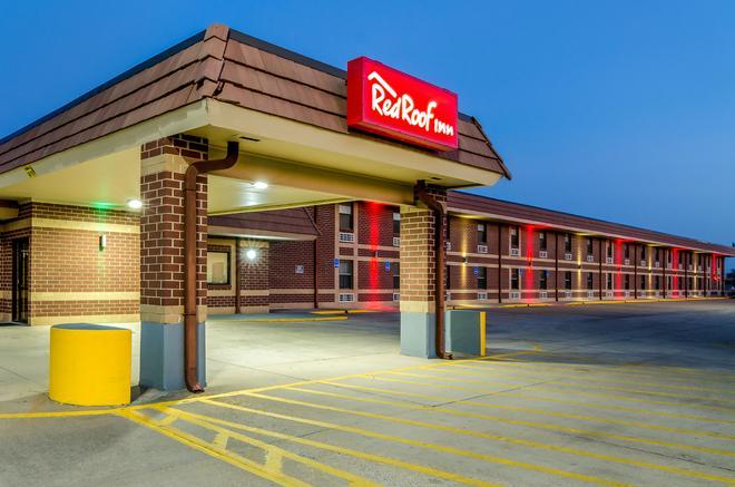 Red Roof Inn & Conference Center Wichita Airport - Wichita - Rakennus
