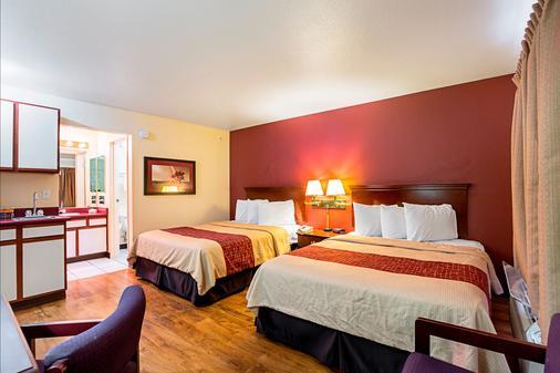 Red Roof Inn Las Vegas - Las Vegas - Bedroom