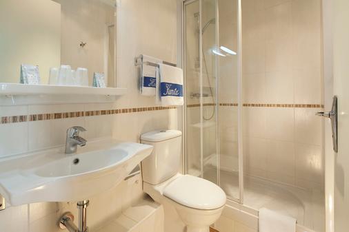 Hôtel Kuntz - Paris - Bathroom