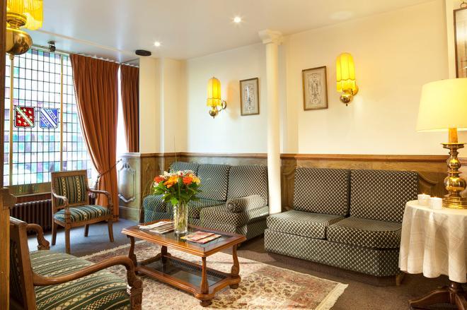 Hotel Les Deux Gares - Paris - Wohnzimmer
