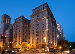 Hamilton Hotel - Washington DC - Washington - Building