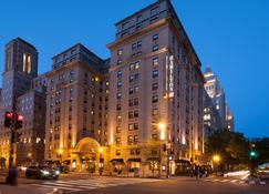 Hamilton Hotel - Washington DC - Washington D.C. - Bygning