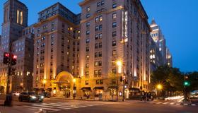 漢密爾頓市皇冠假日酒店 - 華盛頓特區 - 華盛頓 - 華盛頓 - 建築