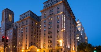 Hamilton Hotel - Washington DC - Washington D. C. - Edificio