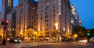 Hamilton Hotel - Washington DC - Washington, D.C. - Edifício