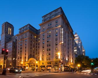 Hamilton Hotel - Washington DC - Вашингтон - Building