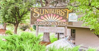 Sunburst Condominiums, a VRI resort - Steamboat Springs - Cảnh ngoài trời