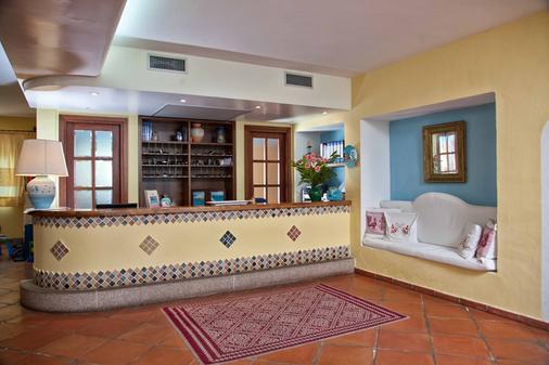Hotel La Funtana - Santa Teresa Gallura - Ρεσεψιόν