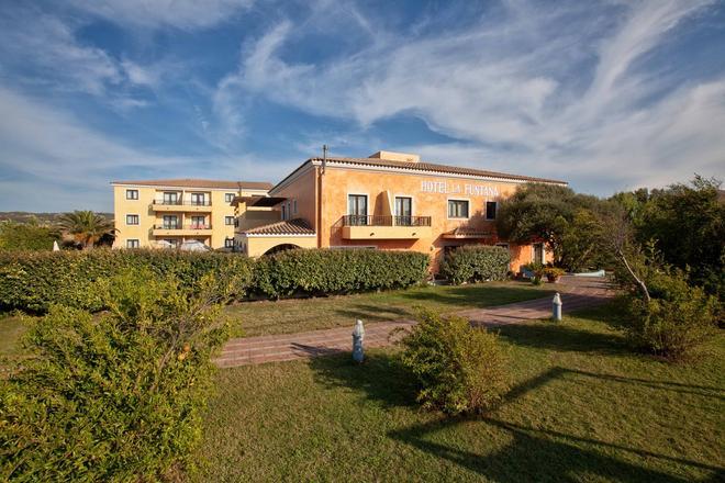 Hotel La Funtana - Santa Teresa Gallura - Building