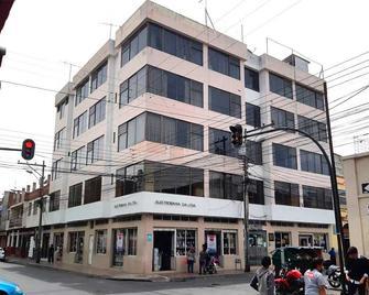 La Merced Plaza Hostal - Riobamba - Gebouw