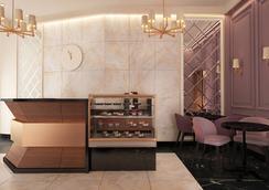 Hotel Eliseevskiy - Saint Petersburg - Lobby
